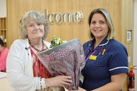 First patients praise new chemotherapy and day treatment unit at NDDH -  Northern Devon Healthcare NHS Trust