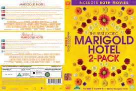 COVERS.BOX.SK ::: The Best Exotic Marigold Hotel 1 + 2 (Nordic) - high  quality DVD / Blueray / Movie
