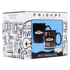 friends quotes stoneware heat changing ml coffee tea mug in a