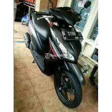 motor honda vario cbs f1 2016 hitam dop