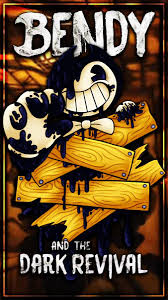 bendy and the dark revival wallpapers