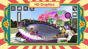 Tagada Simulator: Funfair amusement park for Android - APK Download