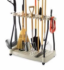 storage rack cart wheels rubbermaid