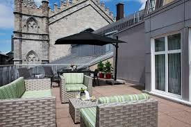 presidential rooftop terrace picture