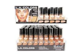 color radiant liquid makeup
