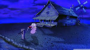 courage the cowardly dog wallpapers on