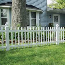 3x8 Newport Vinyl Fence Panel Vinyl Fence Freedom Outdoor Living For Lowes