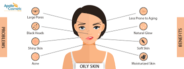 how to make oily skin fair glowing