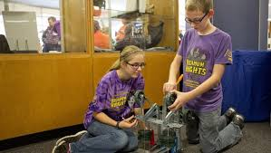 STEM conference spotlights what scientists do