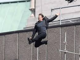 Mission Impossible 6: The exact moment Tom Cruise broke his ankle ...