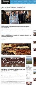 Irpinia News – Feste del cioccolato