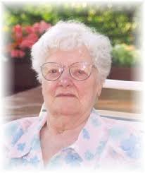 Obituary of Olive Adeline Smith | Blair and Son Funeral Directors