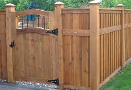 Wood Shadowbox Privacy Fencing Privacy Fence Designs Backyard Fences Fence Design