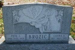 Laura Adeline Ross Brozic (1917-1985) - Find A Grave Memorial