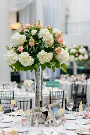 wedding wednesday peach and ivory