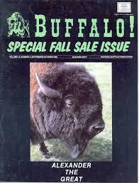 Saskatchewan Specialized Livestock Research Program Bison Information