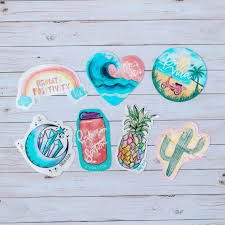 Did You Know Free Sticker Packs Come With Every Online Order Get Alllll Of The Picture Stickers Next Time Pura Vida Preppy Stickers Aesthetic Stickers