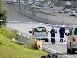 Monash Freeway shooting: Man shot dead ...