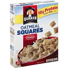 crunchy oat cereal 14 5 oz box