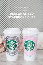 These Personalized To Go Starbucks Cups Are The Best