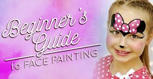 ultimate face painting tutorial step