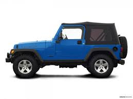 2003 jeep wrangler color options codes