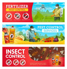 Pest Control Exterminator, Insects, Rodents, Spray Stock Vector -  Illustration of rodent, glasses: 162334690