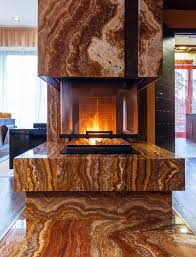 stone fireplace st louis arch city