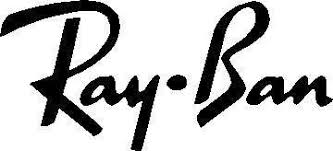 Ray Ban Decal Sticker