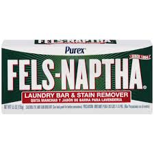 purex fels naptha laundry bar sn