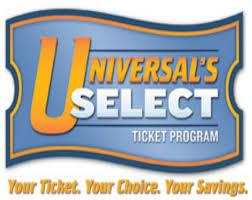 2 day universal orlando ticket