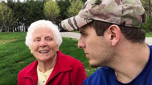 Ross Smith's Grandma Shares 90 Years Of Life Experiences | RTM -  RightThisMinute