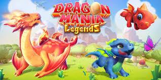 Dragon Mania Legends Mod Apk 4.0.0 (Unlimited Money) Free Download