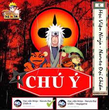 Học viện Ninja - Naruto Đại Chiến - Vegagame - Home