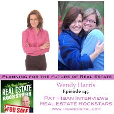 145: Wendy Harris: Planning for the future of Real Estate - Real ...