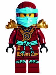 LEGO® Ninjago: LEGO® Ninjago: Deepstone Nya With Armor: Amazon.de ...