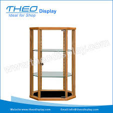 freestanding octagonal wooden