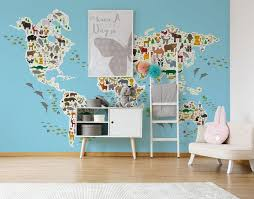 21 Stunning Wall Mural And Wallpaper Ideas For Your Home Eazywallz
