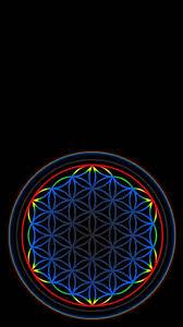 sacred geometry wallpaper phones