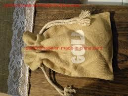 whole jute drawstring bag