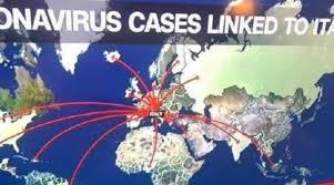 Coronavirus, 93mila contagi nel mondo