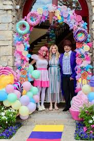 candyland birthday party in 2020