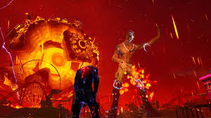 Travis Scott's first Fortnite concert was surreal and spectacular ...