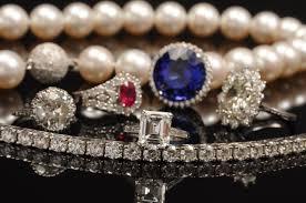 diamonds and diamond jewelry