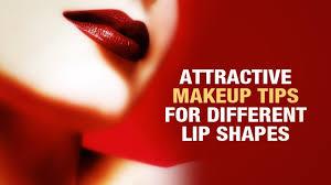 diffe lip shapes rachna sharma