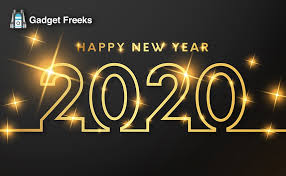 happy new year 2020 images gif 3d