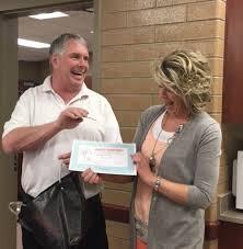 Wendy Simmons Awarded Employee of the Year | Maple Ridge Elementary
