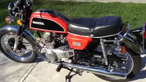 1975 honda cb200 you