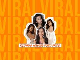VIRAL: 4 Filipinas Waving Pinoy Pride - Kelsey Meritt, Hannahlei Cabanilla,  Jachin Manere, Adela Marshall | uDOu PH