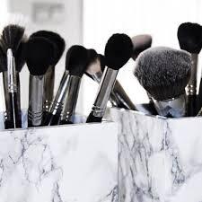 marble makeup organizer diy ideas